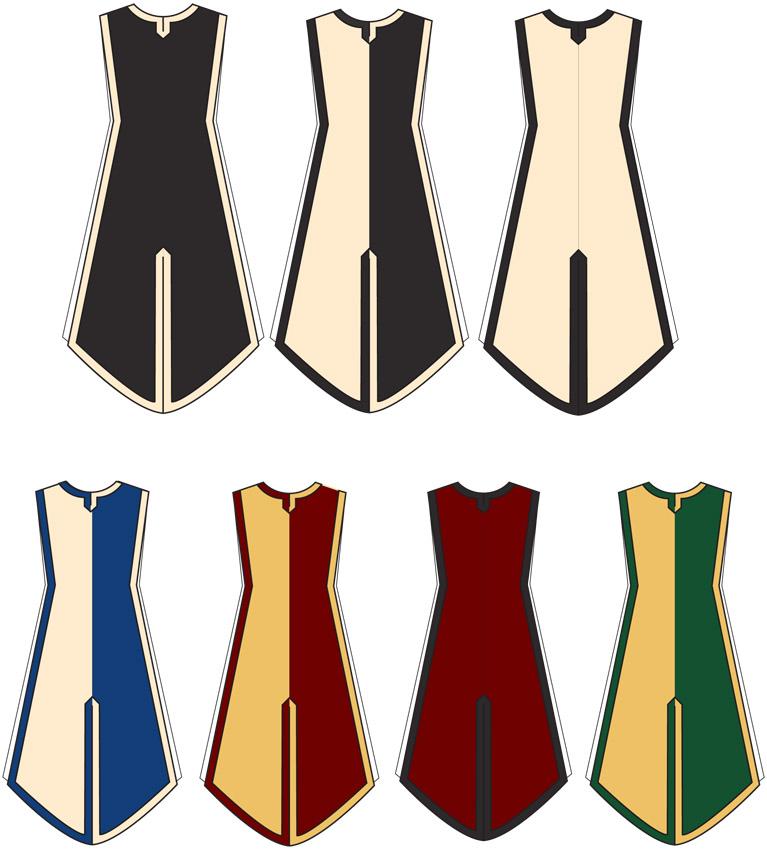 Velvet Glove Tabards Inspiration Tabard Pattern