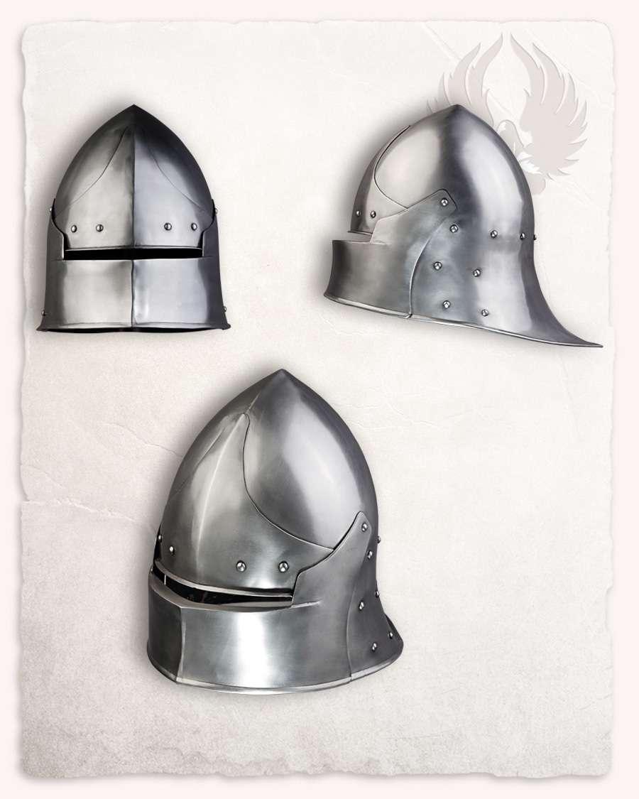 Velvet Glove: Metal Helmets